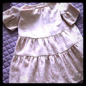 Perfect summer dress for little girl from Zara